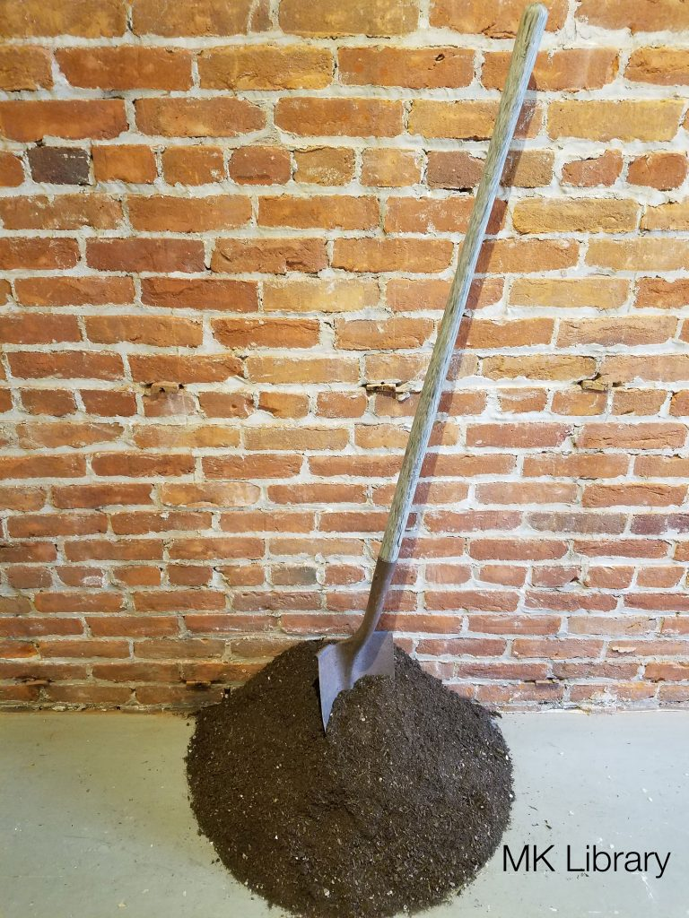 Art Works Downtown Dirt and Shovel