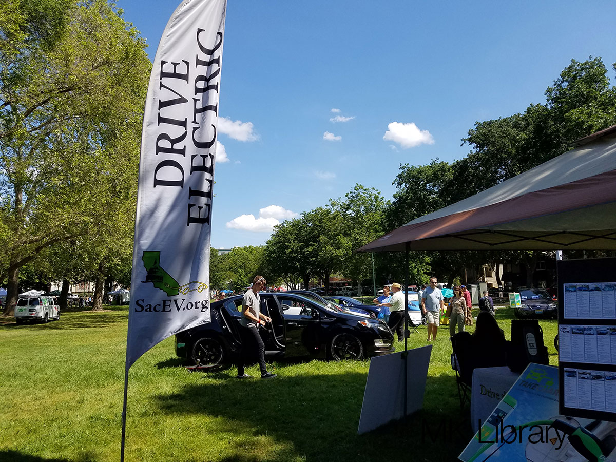 Earth Day 2016 Vendors Drive Electric