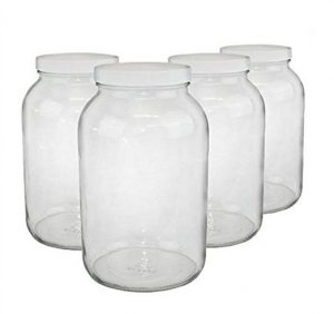 mason jars fermentation Kombucha Brewing Equipment