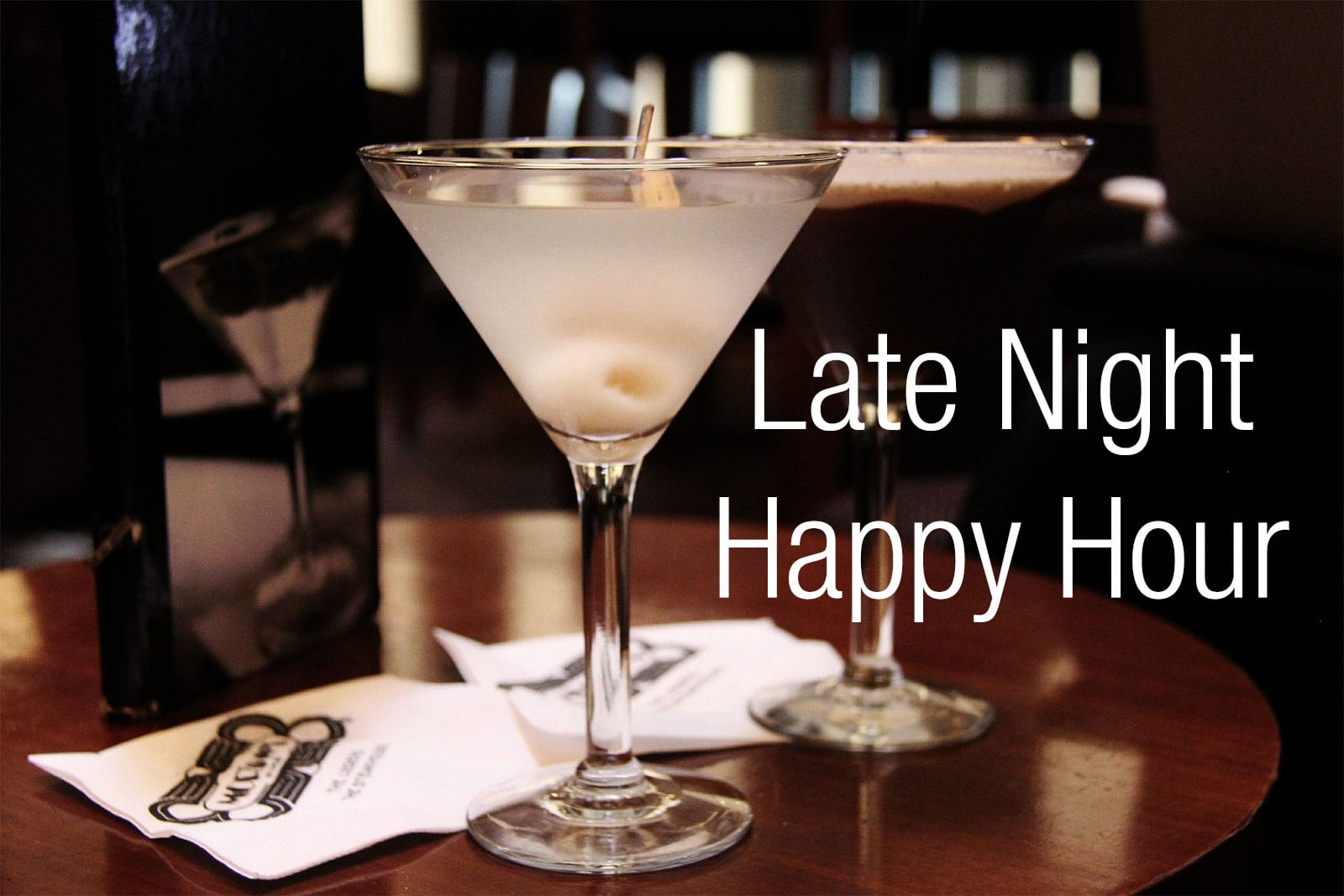 sacramento late night happy hour