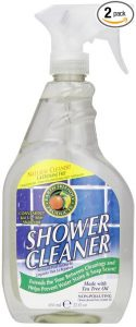 bathroom cleaner shower cleaner