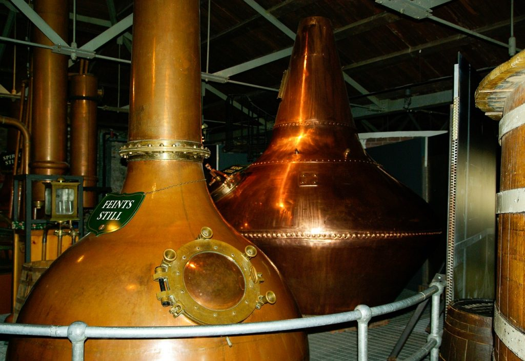 Irish Whiskey Still