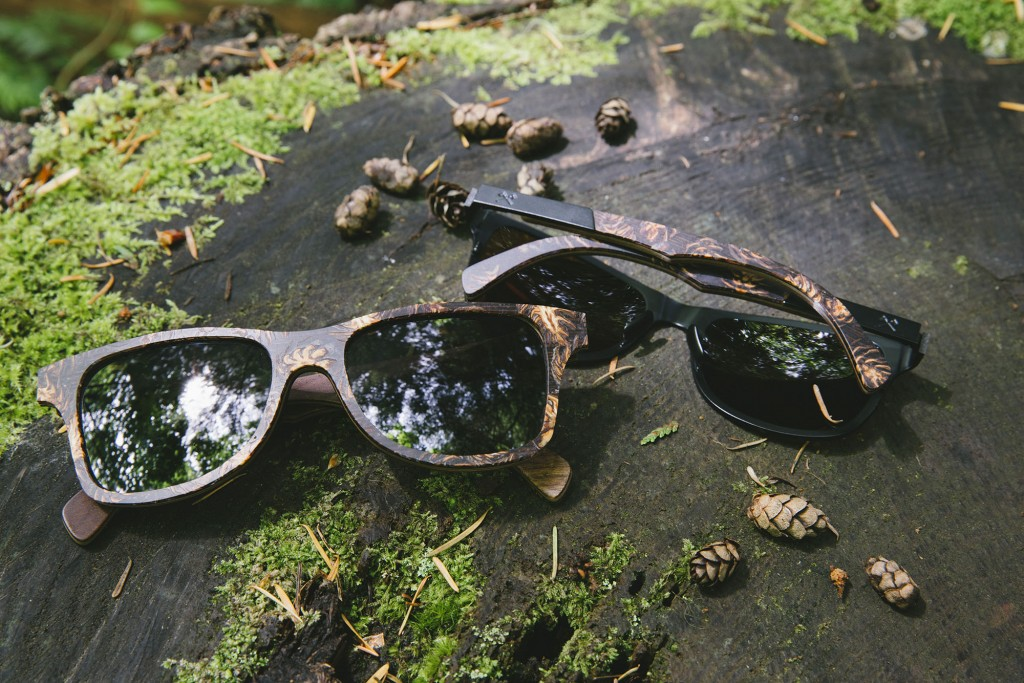 Shywood Wood Sunglasses