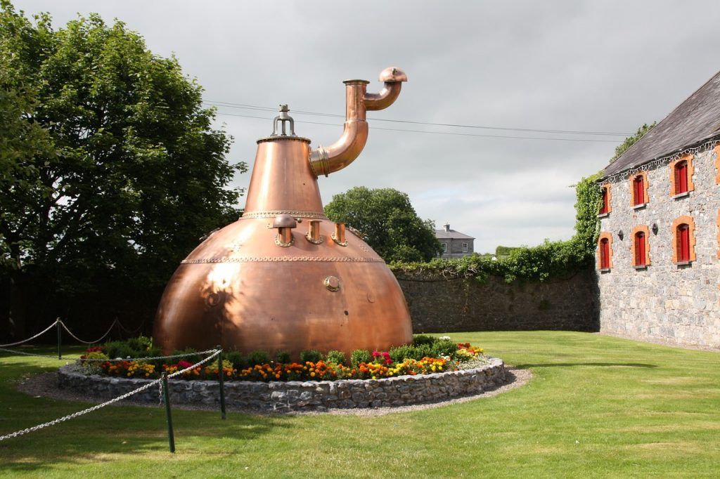 Irish Whiskey Distillery