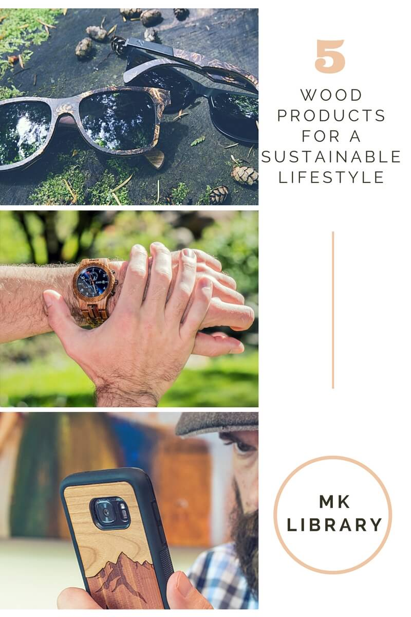 Wood Products for a Sustainable Lifestyle Pinterest