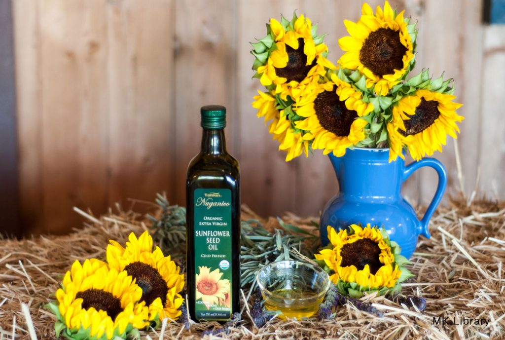 sunflower seed oil tohkin