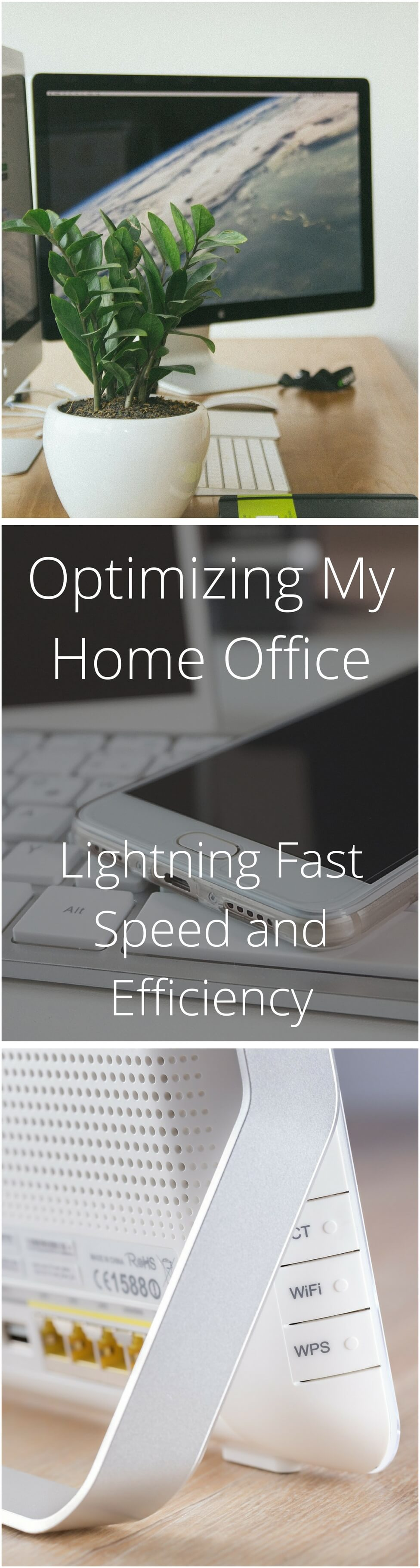 Optimizing My Home Office For Lightning Fast Speed and Efficiency Pinterest