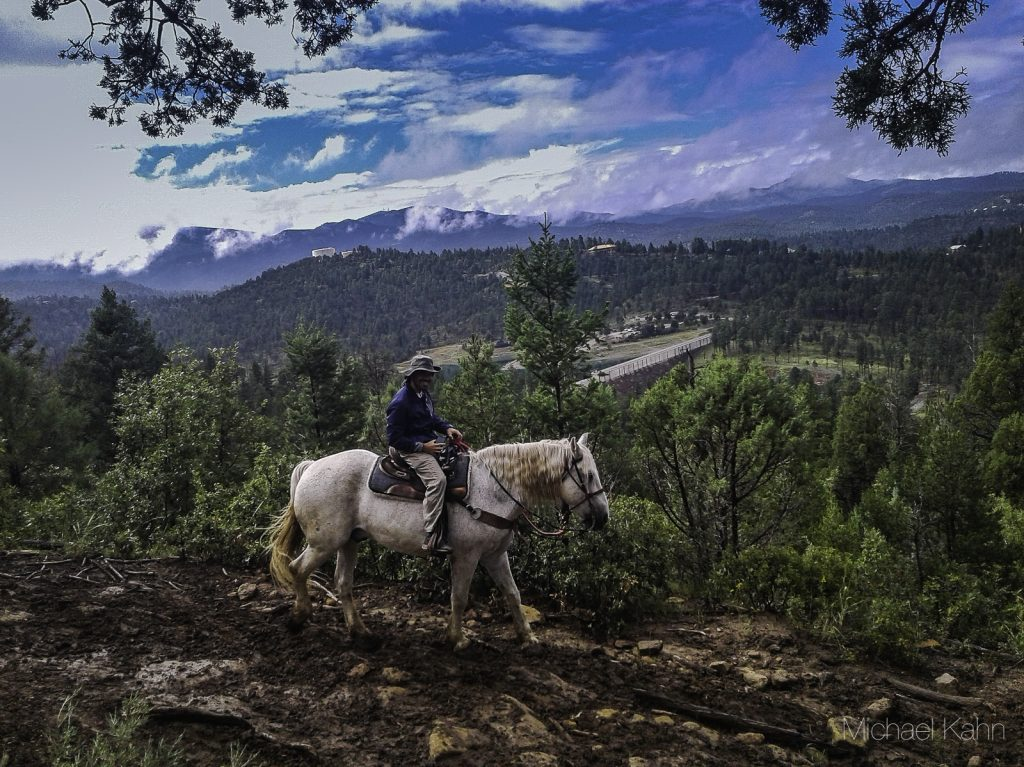 ruidoso new mexico horseback riding