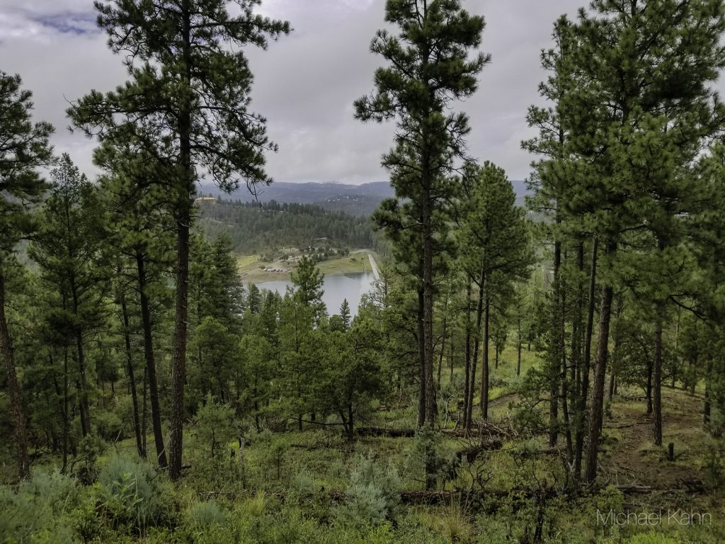 ruidoso new mexico horseback riding lake view