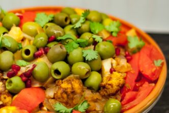 Moroccan Chicken Tagine Recipe