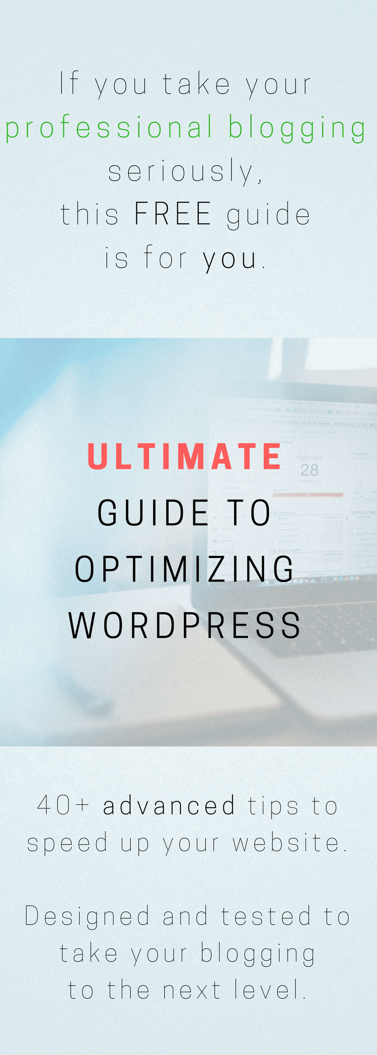 Professional Blogging Comprehensive Guide to Optimizing WordPress Pinterest
