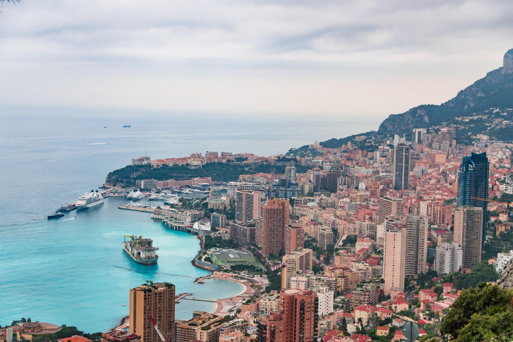 Unplanning an Multi-Country Trip to Europe monaco