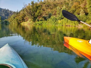 Lake Clementine - A Guide to Explore, Adventure, and Relax 1 Hidden on the North Fork of the American River in the Auburn State Recreation Area, Lake Clementine is one of the most beautifully serene kayaking spots I'