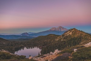 Castle Lake Mount Shasta Hidden Gem Siskiyou County