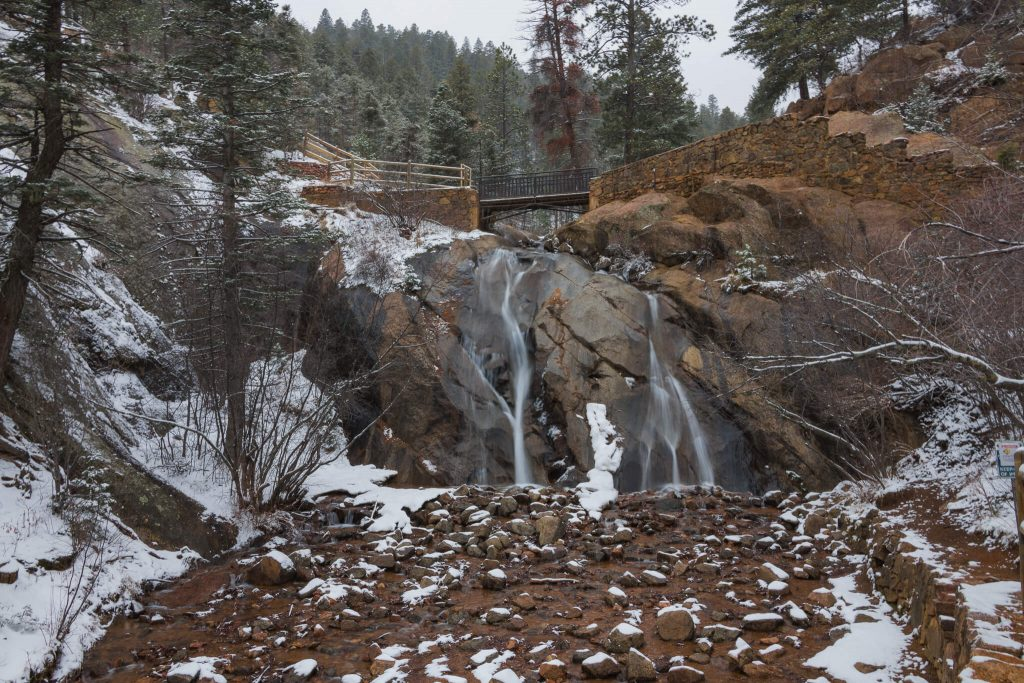 Helen Hunt Falls Hiking Colorado Springs