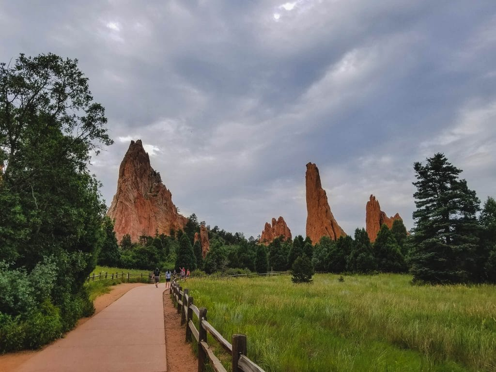 Garden of the Gods - Hiking Colorado Springs
