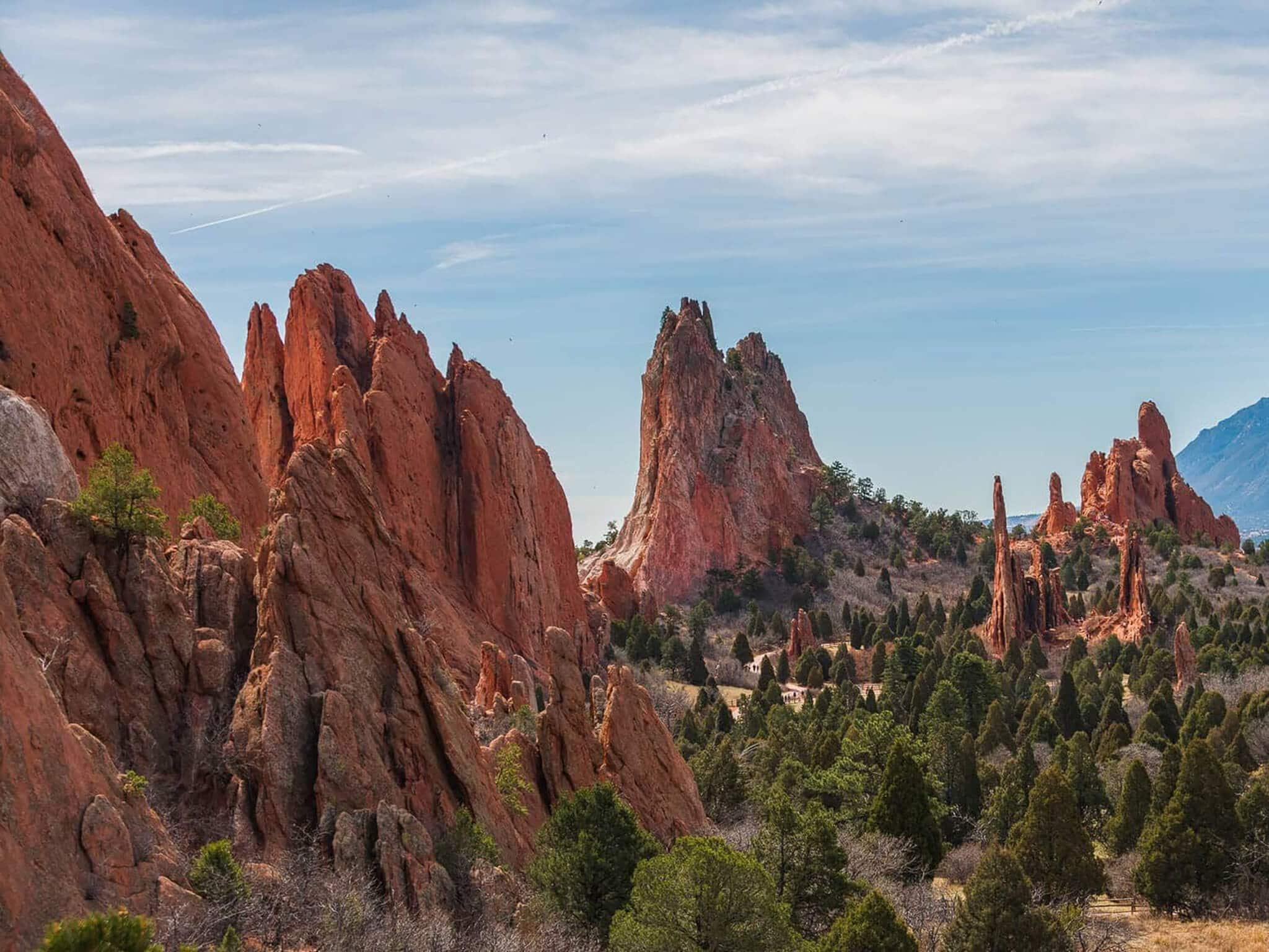 Hiking Colorado Springs - Epic Hikes You Must Do