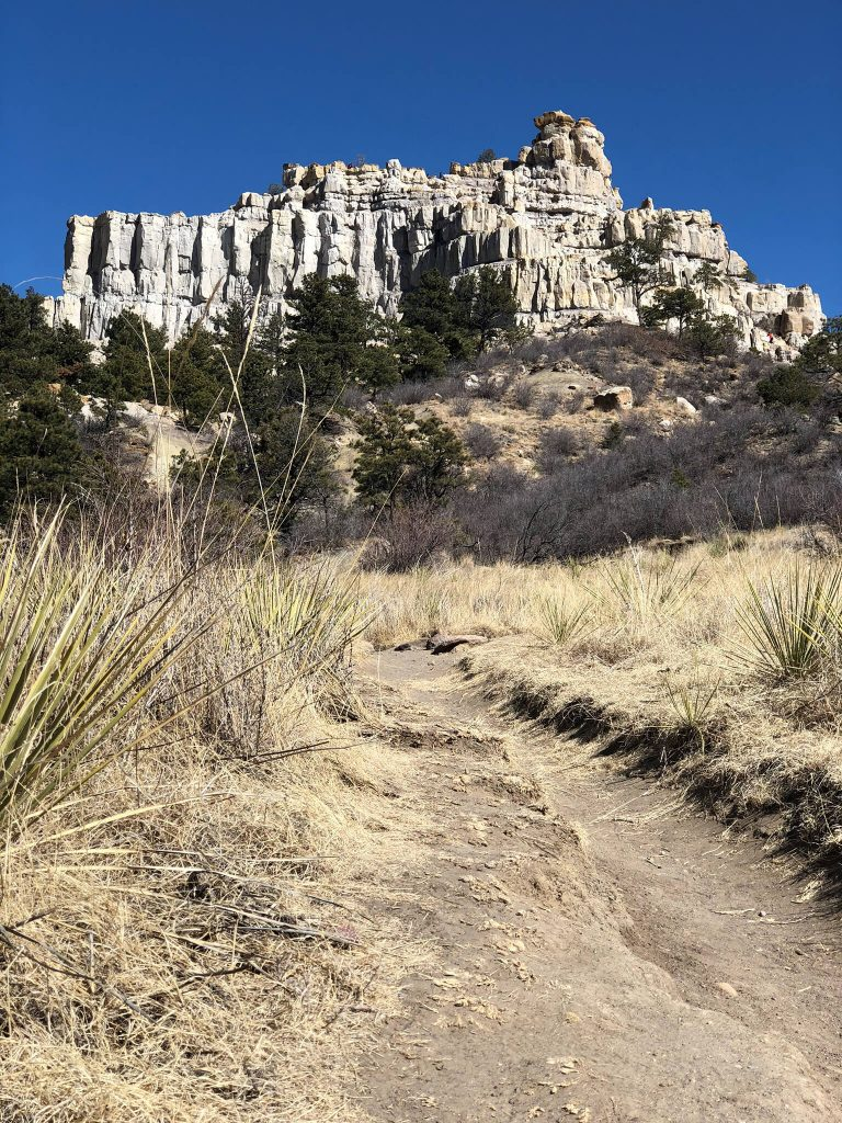 Pulpit Rock Park - Hiking Colorado Springs