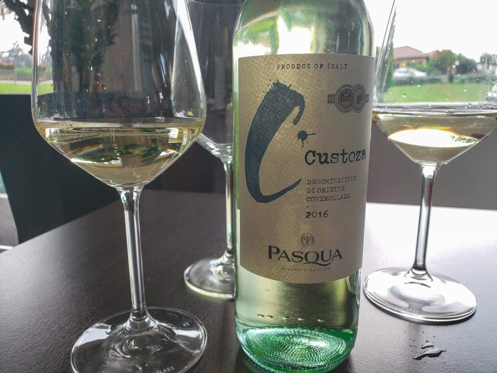 Modena first wine in italy