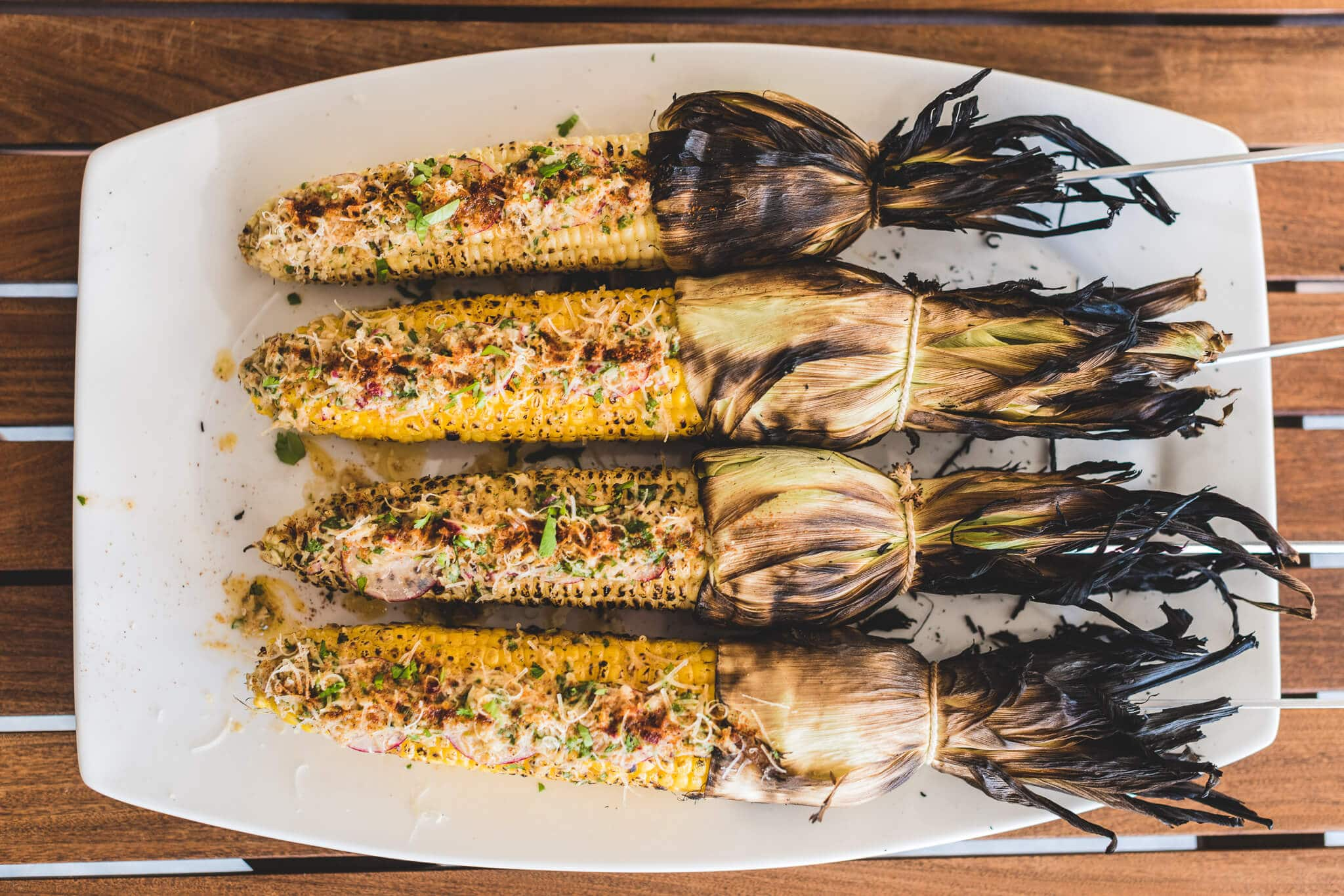 Vegan Mexican Street Corn Recipe