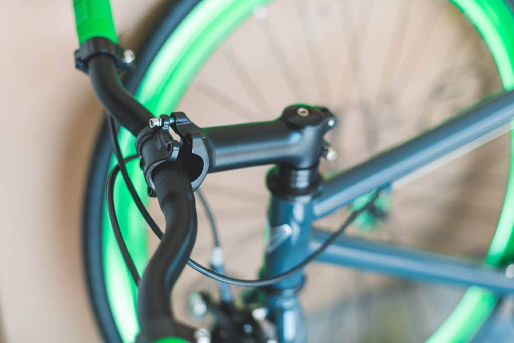 vilano fixed gear bike handlebar mounting