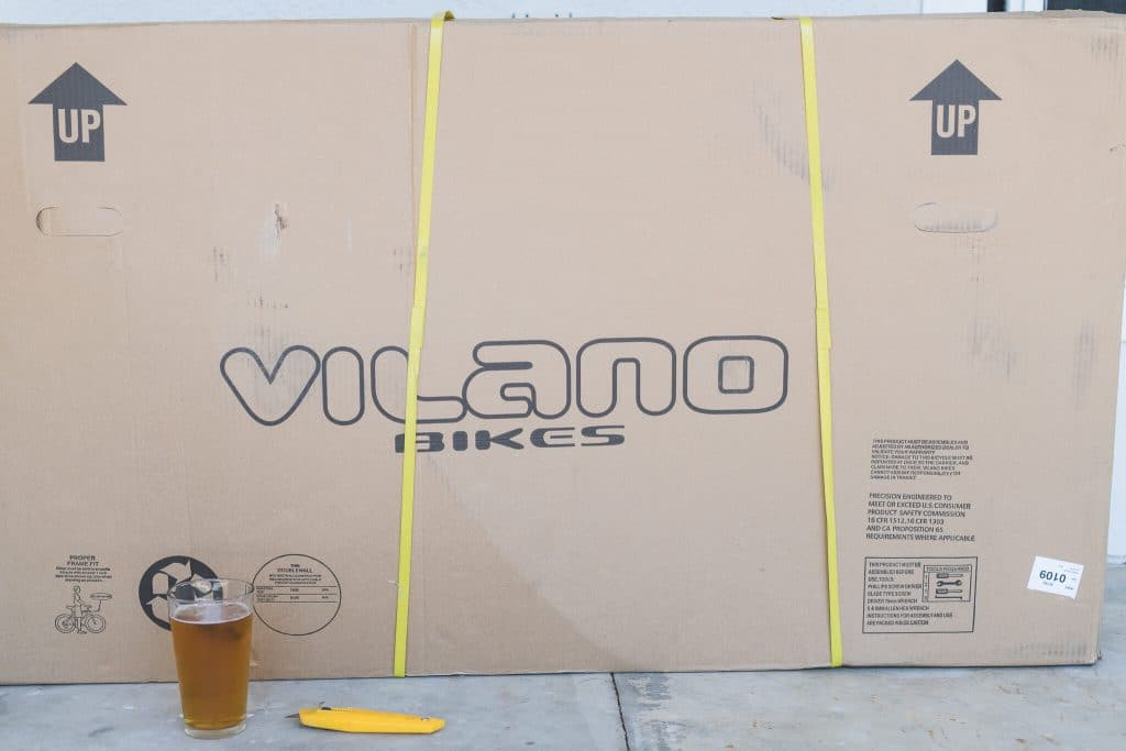 vilano fixed gear bike initial tools