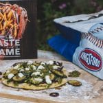 kingsford taste of the game vegetable flatbread sf giants