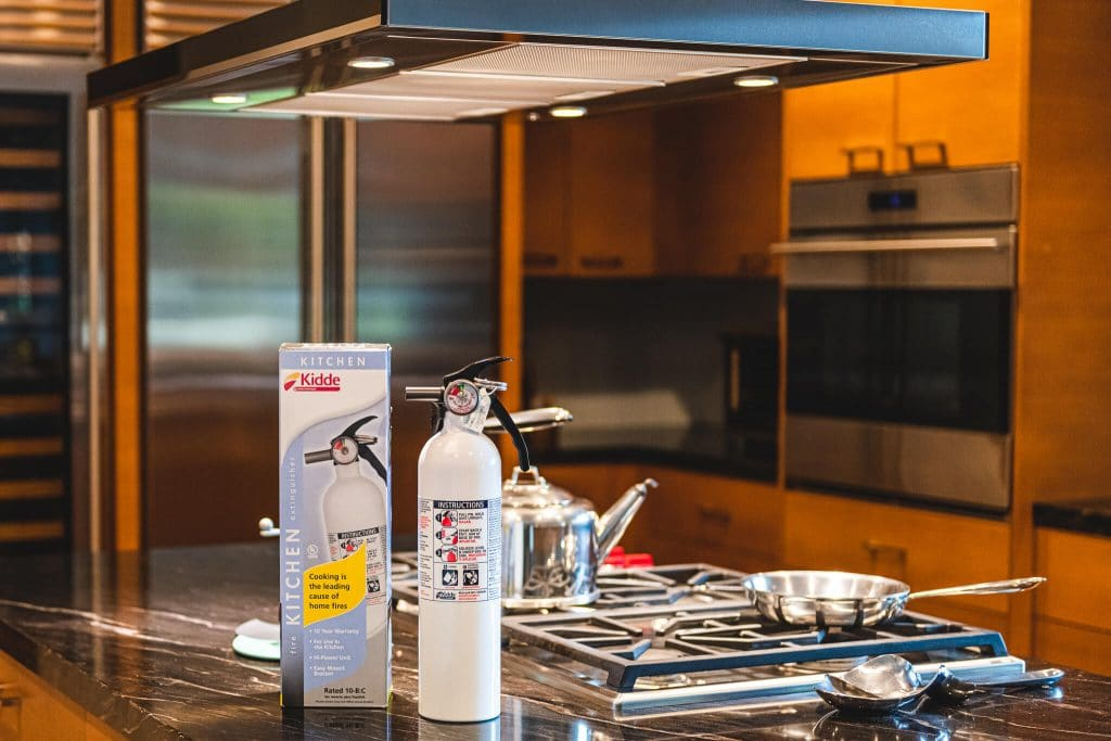 Fire Safety in the Kitchen featured