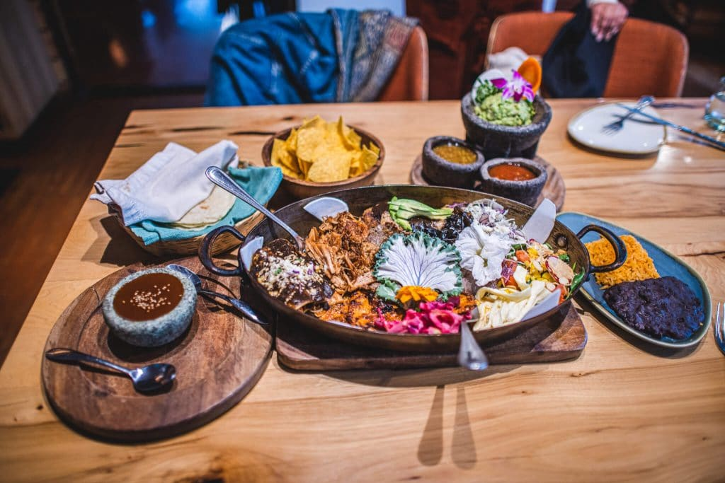 Oakland Food Scene Agave Uptown ORW