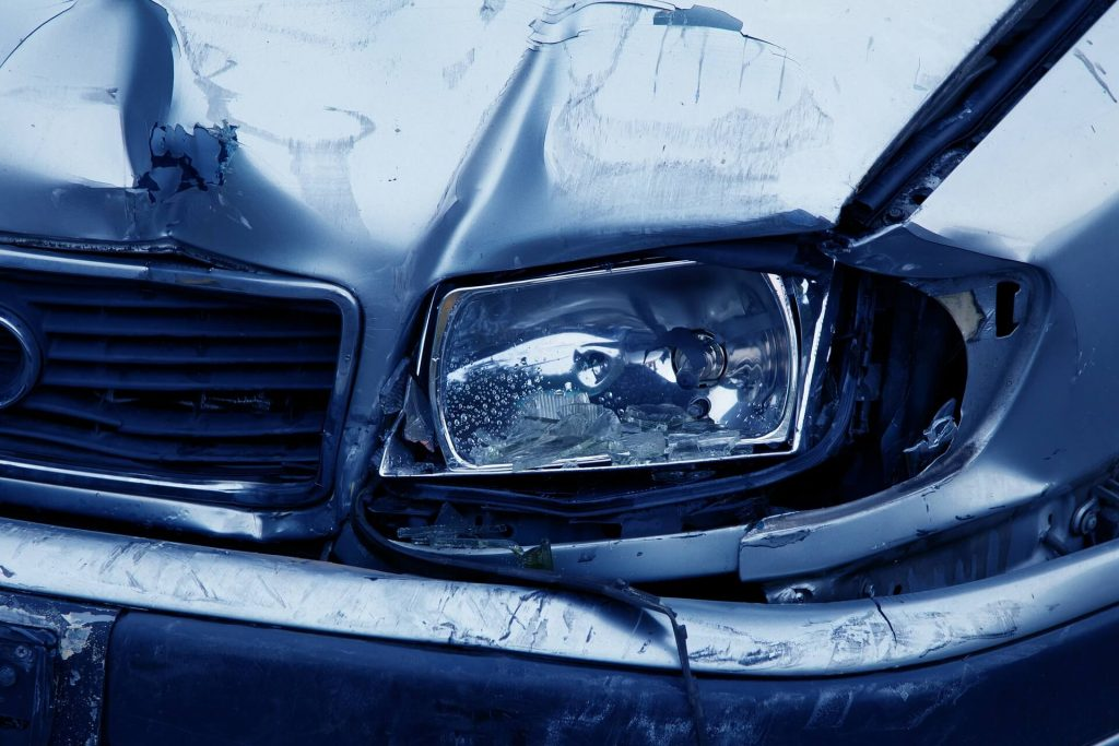 Check for Accident Repairs
