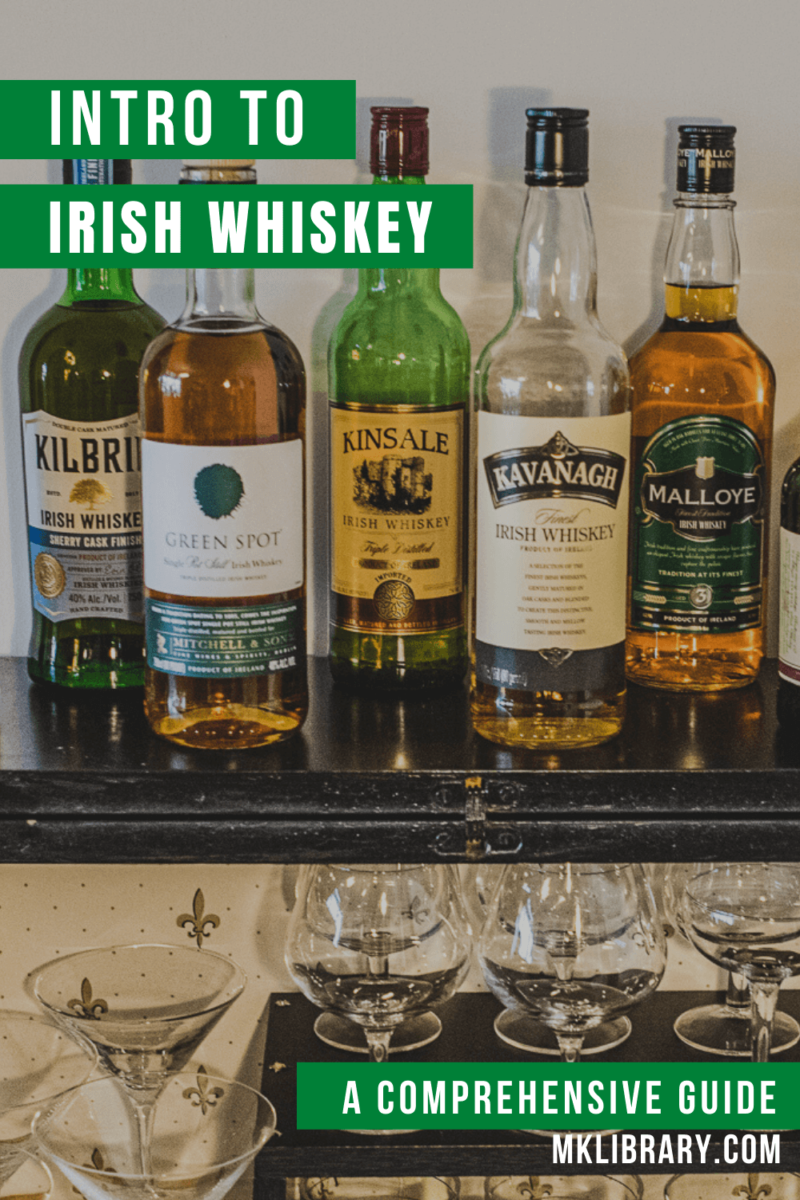 A comprehensive guide to Irish Whiskey.