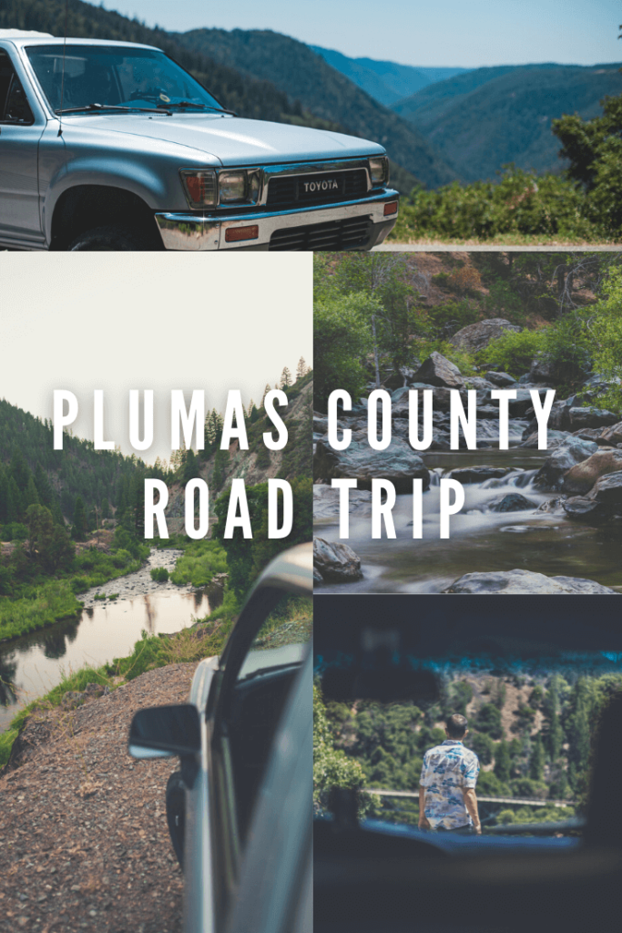Plumas County Road Trip 15 Embarking on a Plumas County road trip is a spectacular summer activity option for anyone needing to get away from home for a day, or even several days. From a driving perspective, there are some breathtaking roads to intertwined with surrounding counties which bring you to this tree-filled magical place. The sights and towns of Plumas County are home to those who appreciate the quiet moments of nature, creating no shortage of excellent getaway destinations.