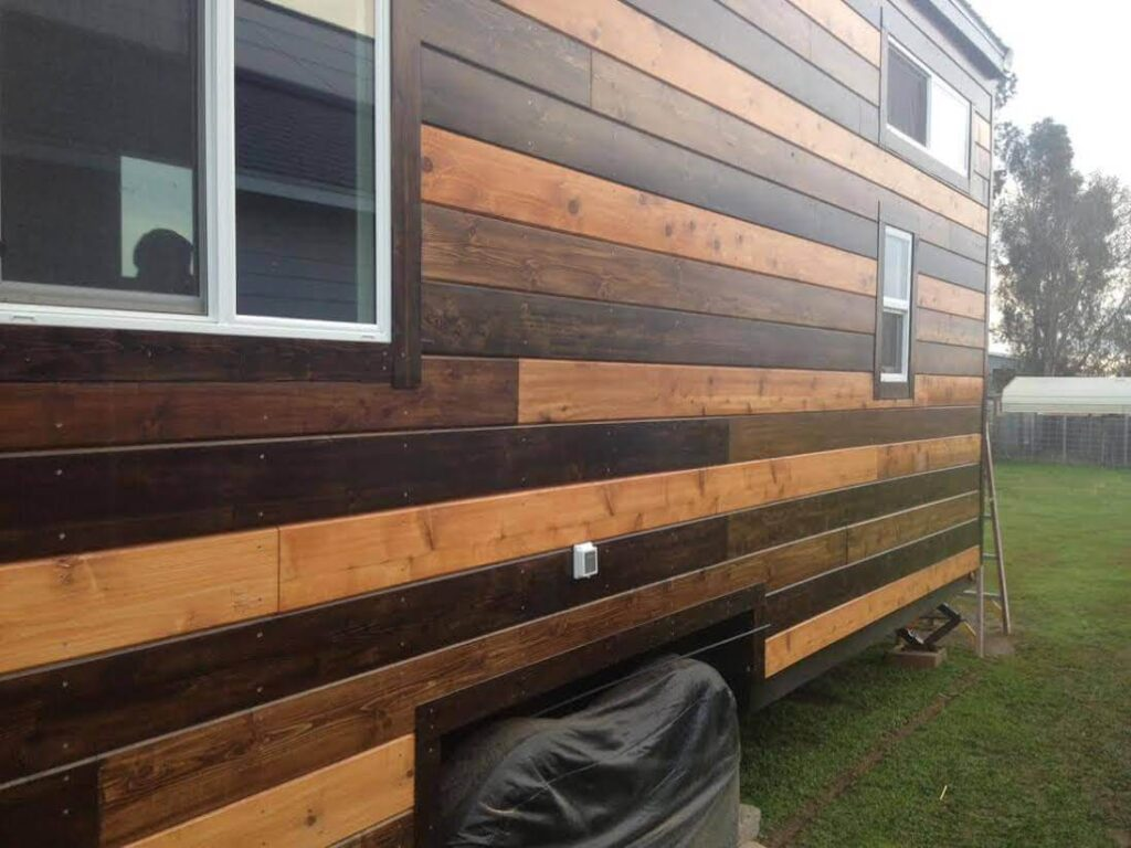 Our diy tiny house is finished! 4 why start blogging about it now? Well, yes, i suppose we are doing this backwards, as most people dedicate their blog to the experience of building their tiny house. We tried to blog while building, sharing as we progressed in early/mid 2015, but we became overwhelmed with it all, so we nixed it until now.