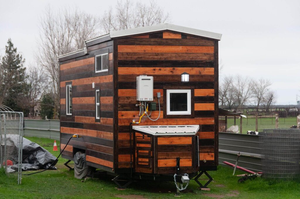 Our diy tiny house is finished! 1 why start blogging about it now? Well, yes, i suppose we are doing this backwards, as most people dedicate their blog to the experience of building their tiny house. We tried to blog while building, sharing as we progressed in early/mid 2015, but we became overwhelmed with it all, so we nixed it until now.