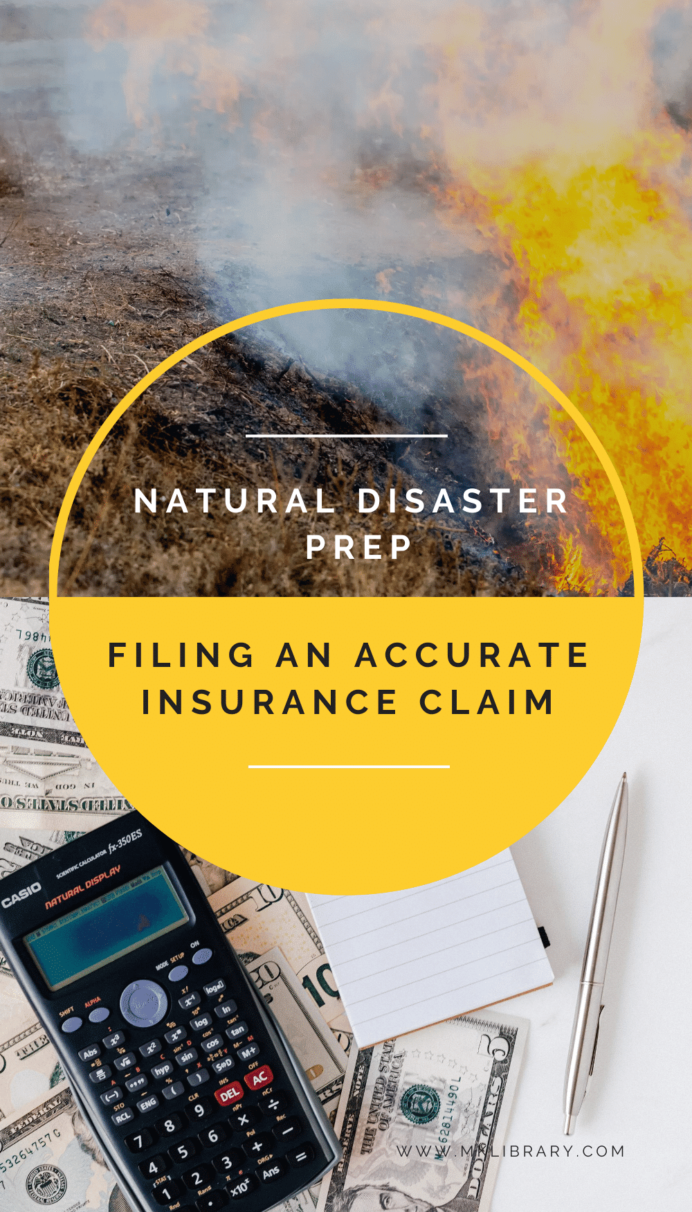 Filing an Insurance Claim for Your Home pinterest
