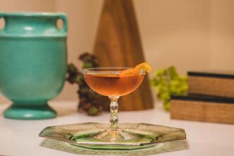 Massey Cocktail Recipe