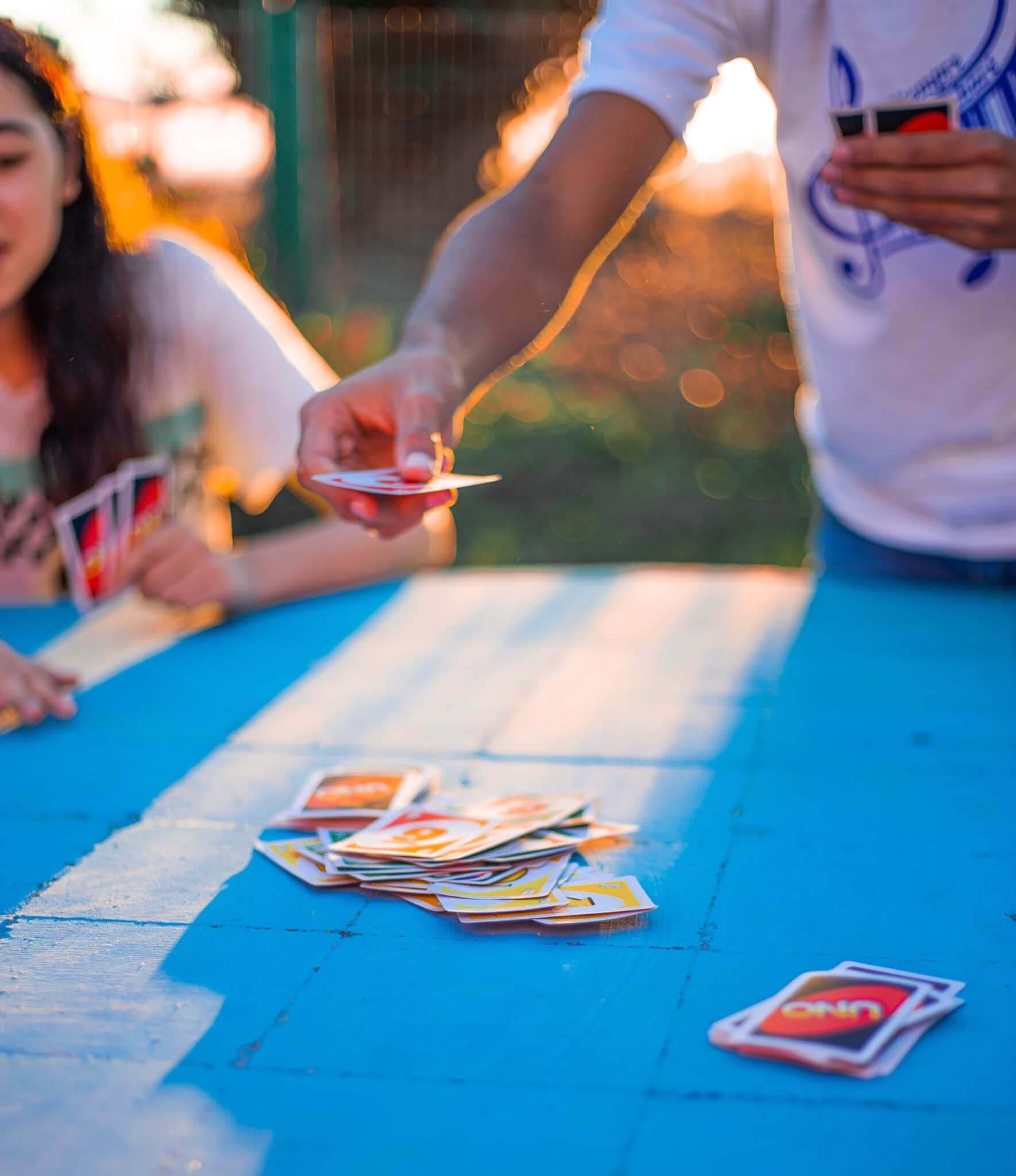 Enjoyable games you can play with the family featured