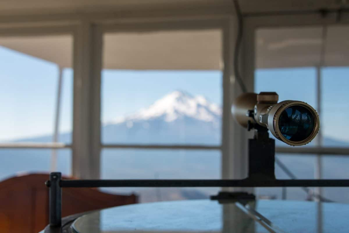 Through the eyes of a fire lookout 4 imagine waking up to a vast northern california landscape; sprawling forests and high-elevation shrubbery are dwarfed by the mighty white-tipped mount shasta in the distance. Now, imagine if it were your job to wake up to this view daily.