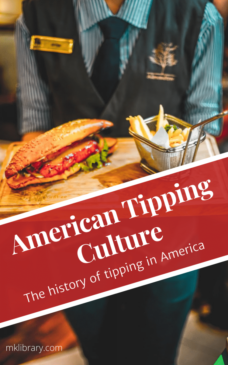 The history of tipping in america
