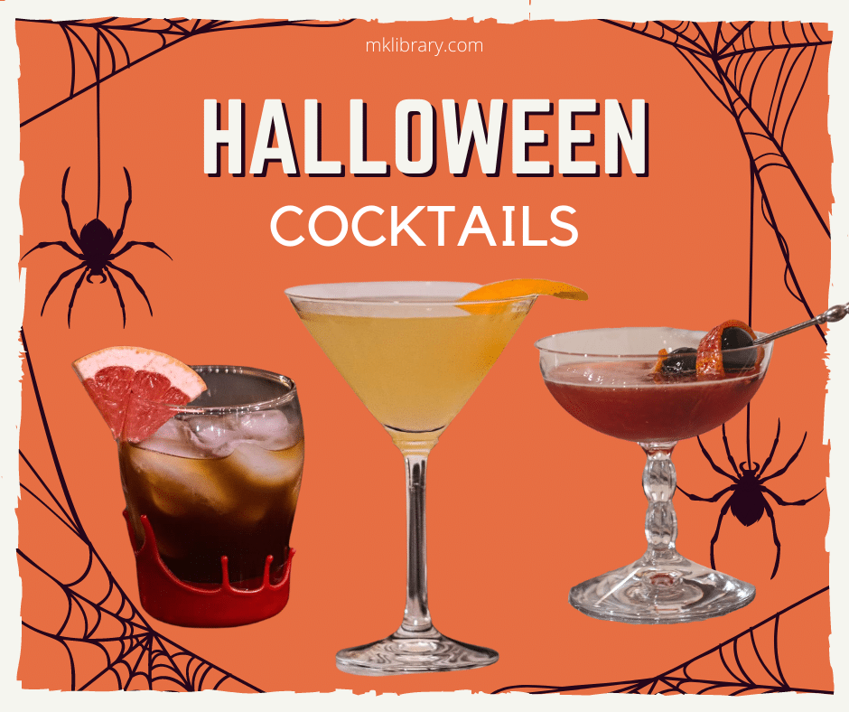 Halloween cocktails and recipes
